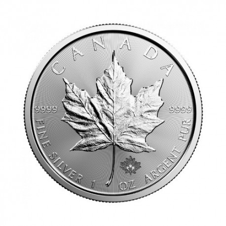 Maple Leaf 1 oz Silver 2018