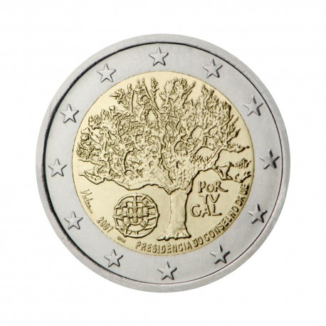 "Portugal 2007 - ""Presidency of the EU"" - UNC"