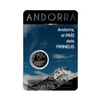 "Andora 2017 - ""Pirenska država"" - UNC -blister"