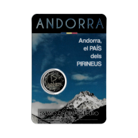 "Andorra 2017- ""Pyrenean Country"" - UNC - blister"