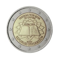 "Avstrija 2007 - ""Rimska pogodba"" - UNC"