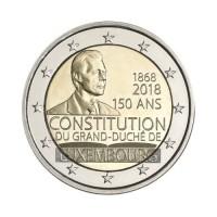 "Luxemburg 2018 - ""Ustava"" - UNC"
