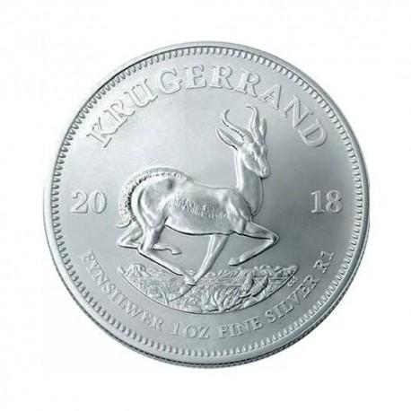 Južna Afrika Krugerrand 1 oz srebrnik 2018