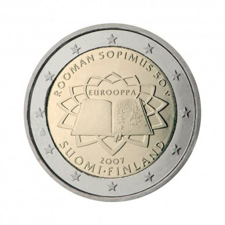 """Finska 2007 - """"Rimska pogodba"""" - UNC"""