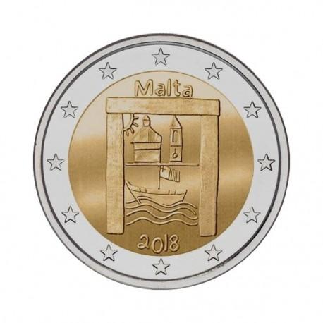"""Malta 2018 - """"Kulturna dediščina"""" - UNC"""
