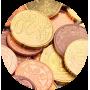Posamezni kovanci