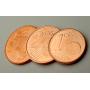 Mini seti 1 cent - 5 cent